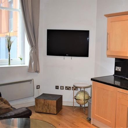 Rent this 1 bed apartment on The Wentwood in 76 Newton Street, Manchester M1 1EU