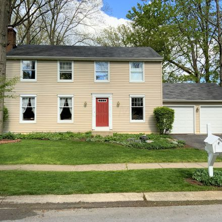 Rent this 4 bed house on Larchwood St in Dublin, OH