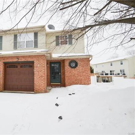 Rent this 4 bed duplex on 2 Freedom Terrace in Palmer Township, PA 18045