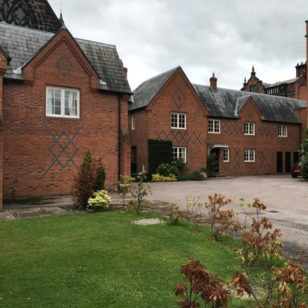 Rent this 4 bed house on Arley Hall and Gardens in Back Lane, Arley CW9 6NA