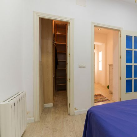 Rent this 1 bed apartment on Calle de Ilustración in 21, 28008 Madrid