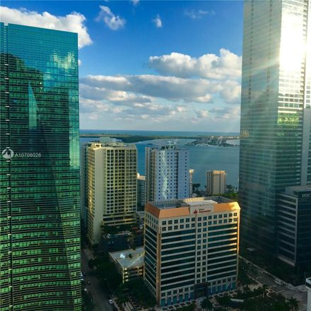 Rent this 1 bed condo on 1300 South Miami Avenue in Miami, FL 33130