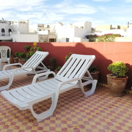 Rent this 2 bed apartment on Rue Imam Busayri زنقة الأمام البوصيري in 44100 Essaouira, Morocco