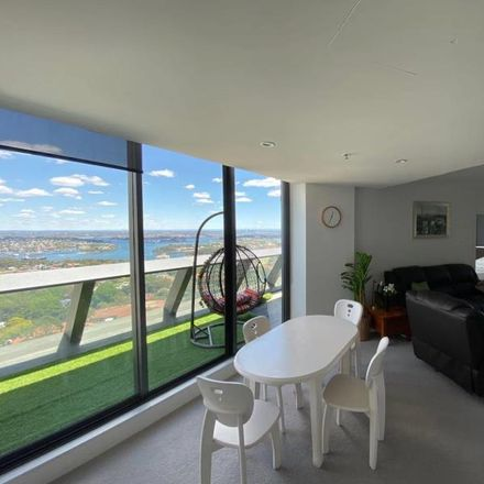 Rent this 2 bed apartment on Level 19/150 Pacific Highway