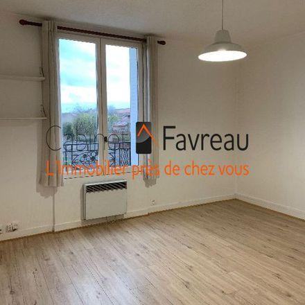 Rent this 1 bed apartment on 69 Rue Émile Raspail in 94110 Arcueil, France