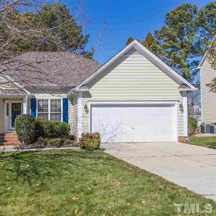 Rent this 3 bed house on 221 Ravenstone Drive in Cary, NC 27518
