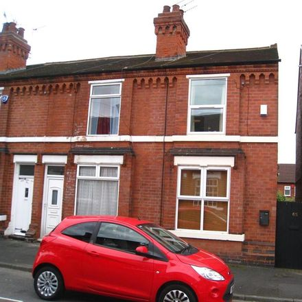 Rent this 2 bed house on 31 Daybrook Street in Nottingham NG5 2HB, United Kingdom