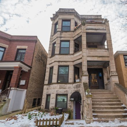 Rent this 2 bed townhouse on 2219 West Giddings Street in Chicago, IL 60625