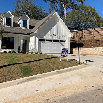 Rent this 4 bed house on 575 George Street in Buford, GA 30518