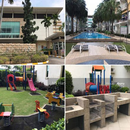 Rent this 1 bed apartment on Klebang Delima Kondominium in Jalan Pantai Klebang, Central Malacca