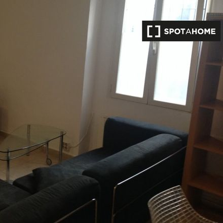 Rent this 1 bed apartment on Calle de Canillas in 29, 28002 Madrid