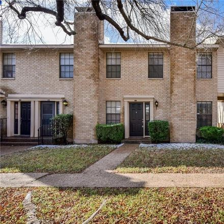 Rent this 2 bed condo on 8400 Jamestown Drive in Austin, TX 78758