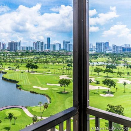 Rent this 2 bed condo on 20379 West Country Club Drive in Aventura, FL 33180