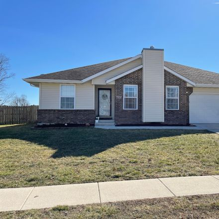 Rent this 3 bed house on East Bradford Street in Republic, MO 65738