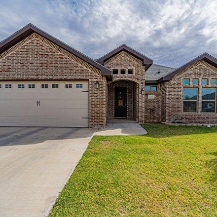 Rent this 3 bed house on 1210 Lumina Court in Midland, TX 79705