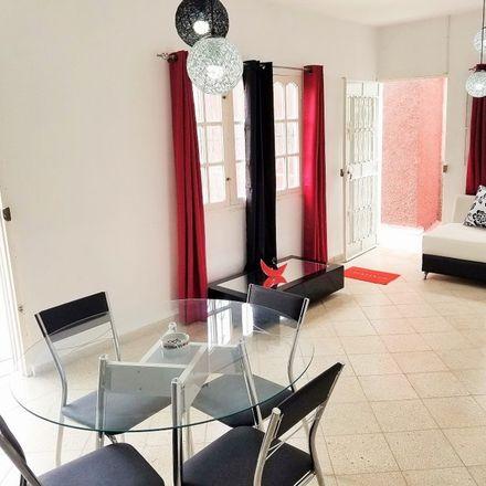 Rent this 3 bed house on La Parrillada de la Musica in Gral. Marrero (Fomento), Holguín