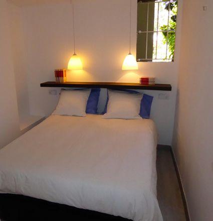 Rent this 0 bed apartment on Passeig de la Font in 08197 Sant Cugat del Vallès, Spain