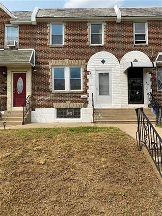 Rent this 3 bed townhouse on Erdrick St in Philadelphia, PA
