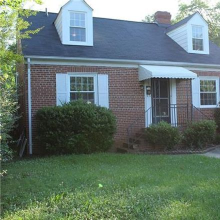 Rent this 3 bed house on 3902 Grove Avenue in Richmond, VA 23221