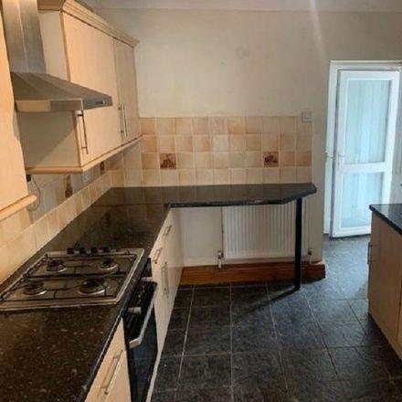 Rent this 3 bed house on Carmen Street in Caerau, CF34 0SY