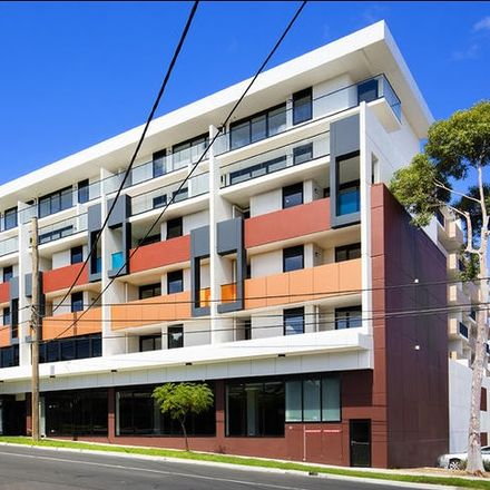 Rent this 1 bed apartment on 501/70 Batesford Road