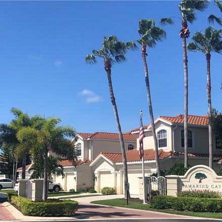 Rent this 3 bed condo on 11260 Jacana Ct in Fort Myers, FL