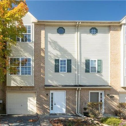 Rent this 4 bed townhouse on 644 South Lincoln Avenue in Walnutport, PA 18088