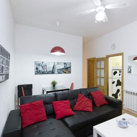 Rent this 1 bed apartment on El Campo de Cebada in Calle de Toledo, 28001 Madrid