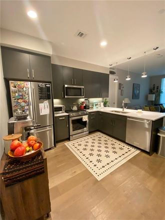 Rent this 2 bed condo on True Food Kitchen in 222 West Avenue, Austin