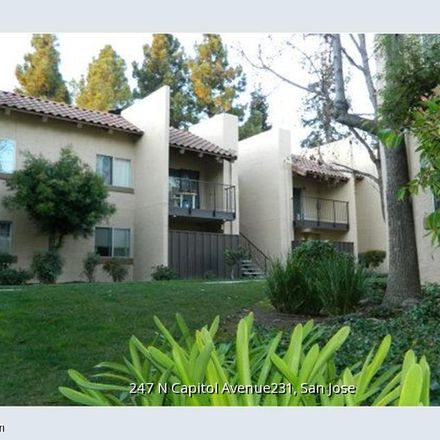 Rent this 1 bed apartment on N Capitol Ave in San Jose, CA