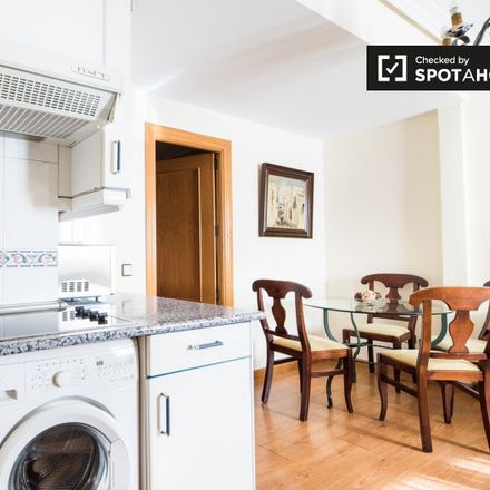 Rent this 1 bed apartment on Marrakech in Calle Almadén, 28001 Madrid