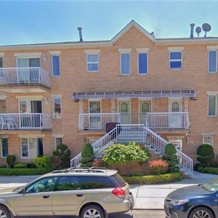 Rent this 3 bed condo on 2056 Benson Avenue in New York, NY 11214