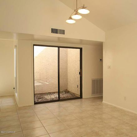 Rent this 3 bed townhouse on 7943 East Montebello Avenue in Scottsdale, AZ 85250