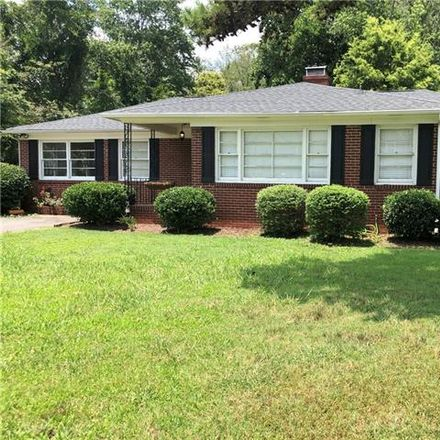 Rent this 3 bed house on 627 McAlway Road in Charlotte, NC 28211