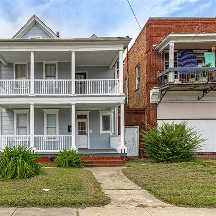Rent this 2 bed duplex on 404 Broad Street in Portsmouth, VA 23707