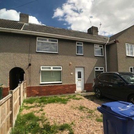Rent this 1 bed apartment on Haslam Road in New Rossington, DN11 0LX