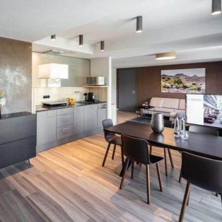 Rent this 3 bed apartment on Karl-Hammerschmidt-Straße 49 in 85609 Aschheim, Germany