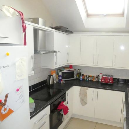 Rent this 5 bed house on Brailsford Road in Manchester M14 6PY, United Kingdom