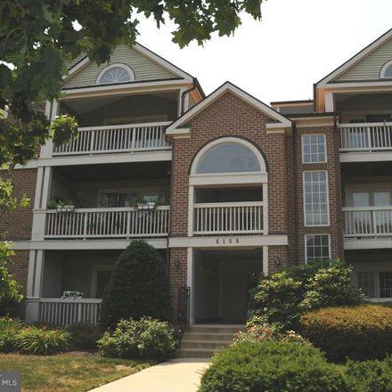 Rent this 1 bed apartment on 6109 Wigmore Ln in Alexandria, VA