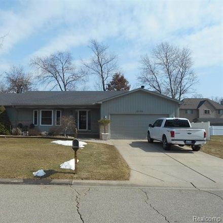 Rent this 3 bed house on 2170 Quail Run in Commerce Township, MI 48390
