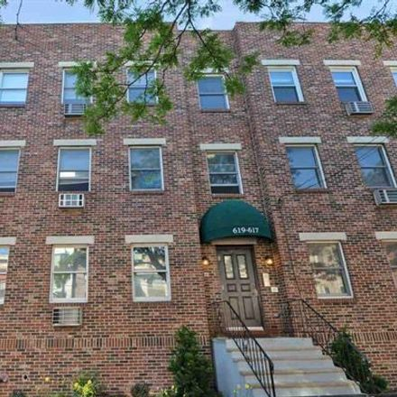 Rent this 2 bed apartment on 617 Madison Street in Hoboken, NJ 07030