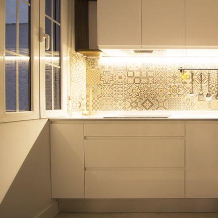 Rent this 1 bed apartment on Calle de Núñez de Arce in 7, 28012 Madrid