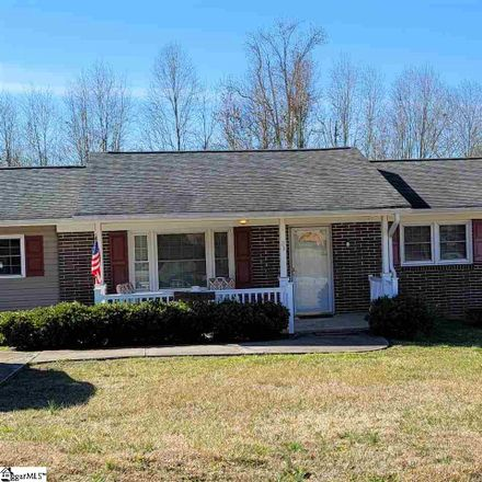 Rent this 3 bed house on 23 Theodore Drive in Carolina Heights, SC 29611