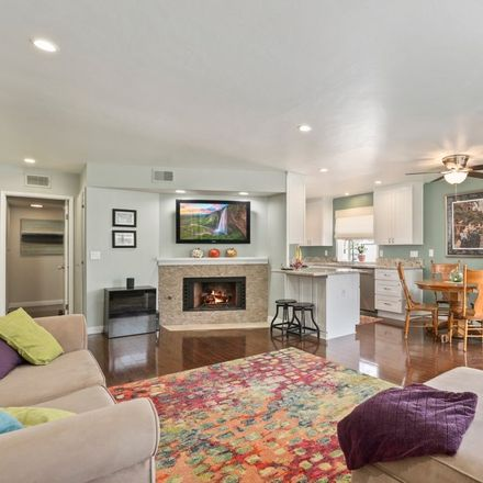 Rent this 2 bed townhouse on 3130 Groton Way in San Diego, CA 92110