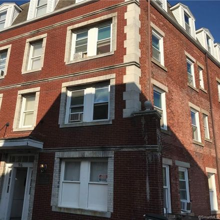 Rent this 1 bed townhouse on 96 Green Street in New London, CT 06320