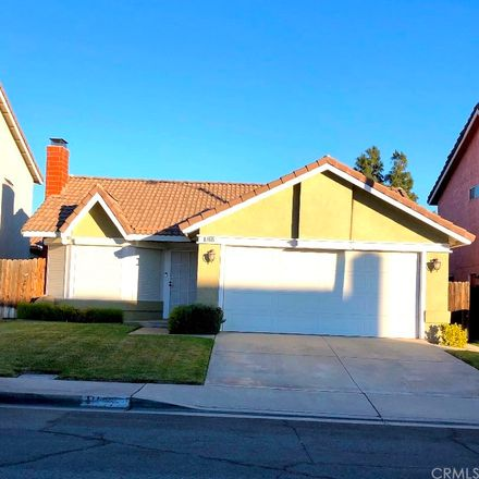 Rent this 4 bed house on 11485 Larchwood Drive in Fontana, CA 92337