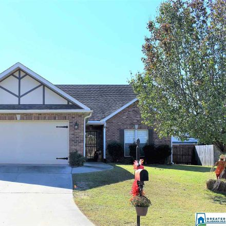 Rent this 3 bed house on Wind Ridge Ln in Bessemer, AL