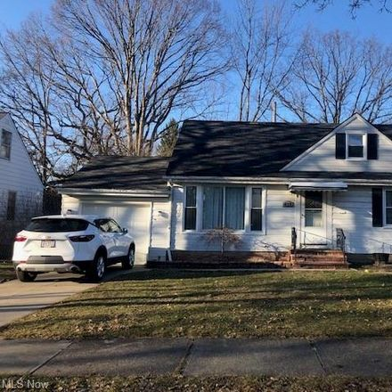 Rent this 3 bed house on 4335 Tamalga Drive in South Euclid, OH 44121