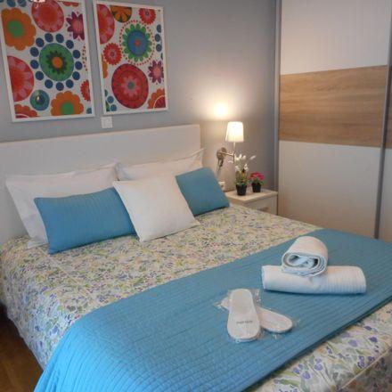 Rent this 1 bed apartment on Evritanias 3 in Menemeni 115 23, Greece