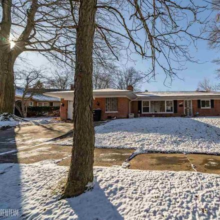 Rent this 3 bed house on S Riverdale Dr in Detroit, MI